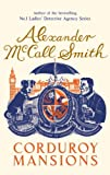 Corduroy Mansions by Alexander McCall Smith front cover