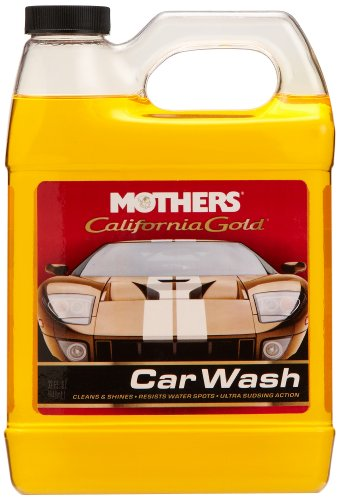 mothers car wash soap - 1