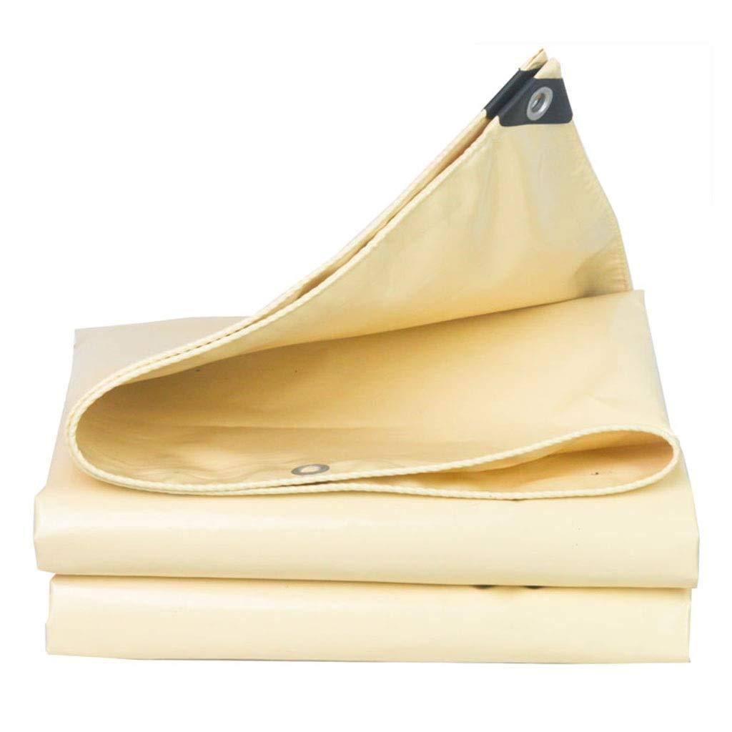 Yuke Wasserfeste Sonnencreme und reißfeste Plane. Einfach zu Falten für Bodenblech für Camping im Freien, 580 g m², Dicke 0,5 mm (größe   2x3m)