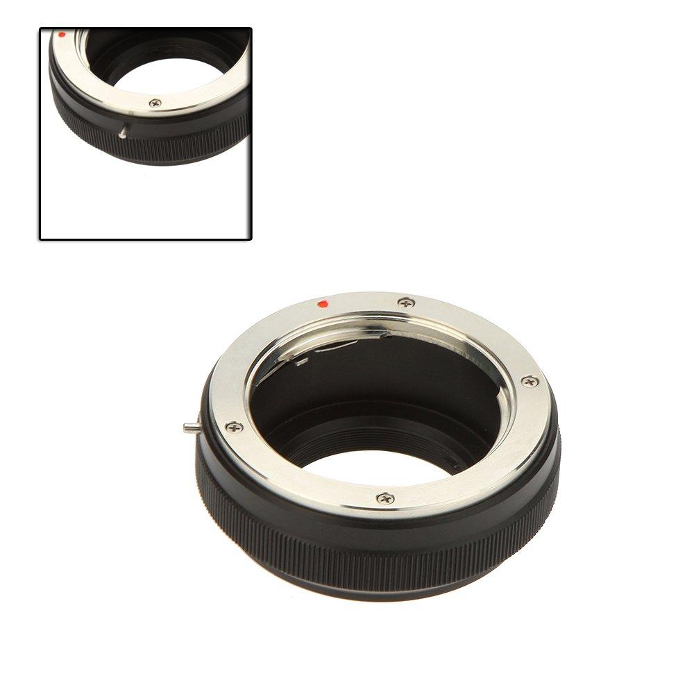 Andoer MD-M4/3 Adapter Digital Ring Minolta MD MC Lens to Micro 4/3 Mount Camera for Panasonic G1 G2 G3 G5 GH GF GX Olympus E-P1 E-P2 E-P3 E-P5 E-PL1 E-PL2 E-PL3 EPL5 EM-P1