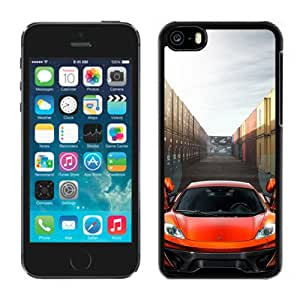 New Beautiful Custom Designed Cover Case For iPhone 5C With Mclaren 12c Mp4 Vx Phone Case