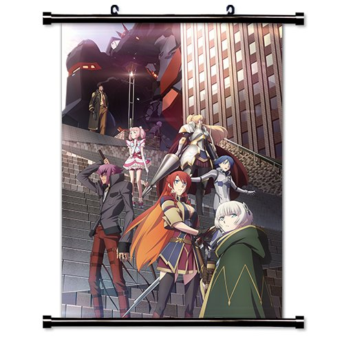 Re Creators Anime Wall Scroll Poster  Inches