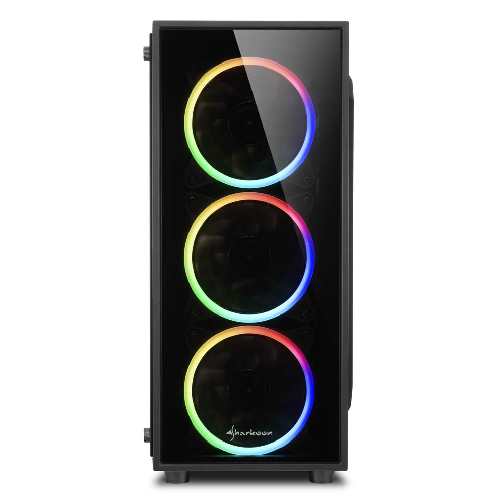 Sharkoon TG4 PC Case RGB