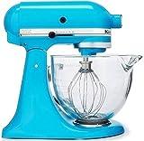 KitchenAid 5-Qt. Tilt-Head Stand Mixer with Glass