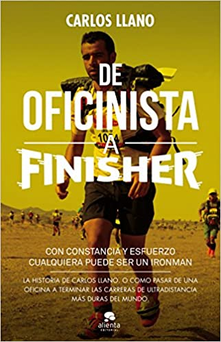 De oficinista a finisher (Spanish) Paperback – 2015