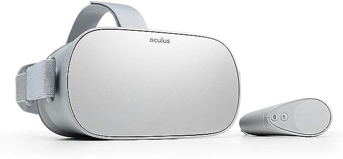 Oculus - Go Auriculares Independientes De Realidad Virtual, 64 Gb ...