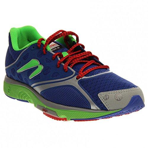 Newton Running Men's Motion III Blue/Green Running Shoe 11.5