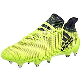Adidas Performance Men's X 17.1 Soft Ground (SG) Soccer Cleats