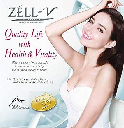 Amazon.com: zéll-v Oveja placenta: Health & Personal Care