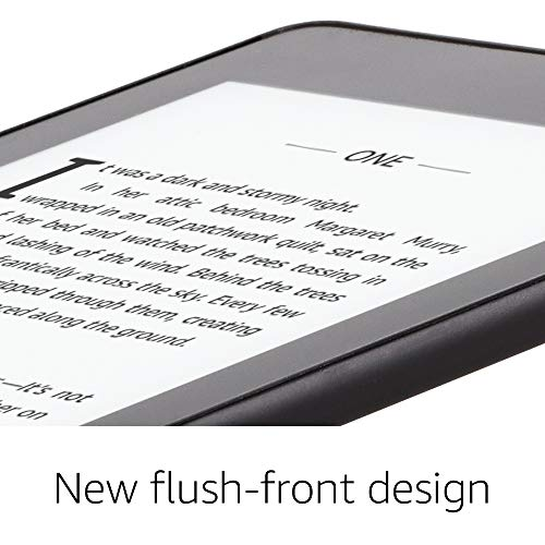 Kindle Paperwhite  Now Waterproof with more than 2x the Storage  AdSupported  Kindle Unlimited with