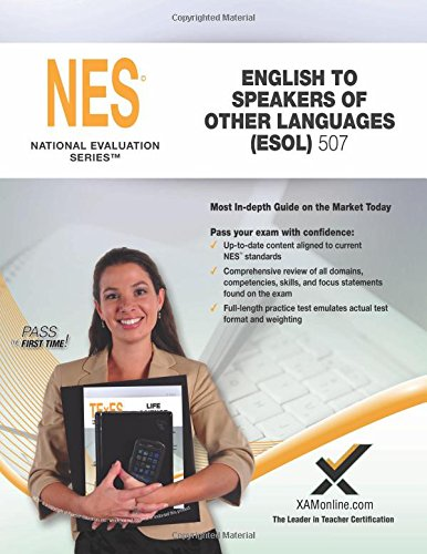 2017 NES English to Speakers of Other Languages (ESOL) (507) by XAMOnline
