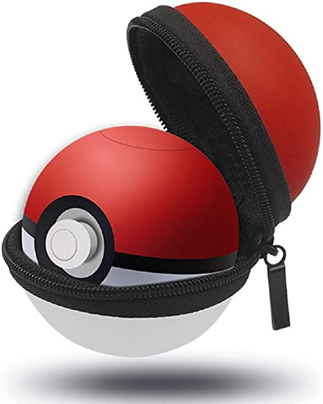 Funda de transporte portátil para Nintendo Pokemon Ball Plus ...