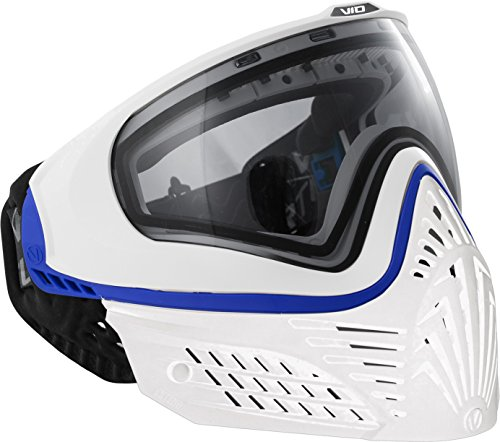 Virtue VIO Extend PRO Thermal Paintball Goggles/Masks - Blue/White ()