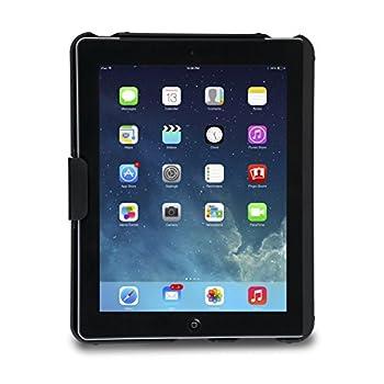 Cta Digital Anti-theft Case With Built-in Stand With Foam Insert For Ipad (1-4), Ipad Gen. 5 (2017), Ipad Air, & Ipad Pro 9.7 Pad-atc 10