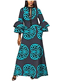 c251da4c49d Traditional African Fabric Dresses Girls Ankara Dashiki Cocktail Colorful  Clothing Designs Patterns