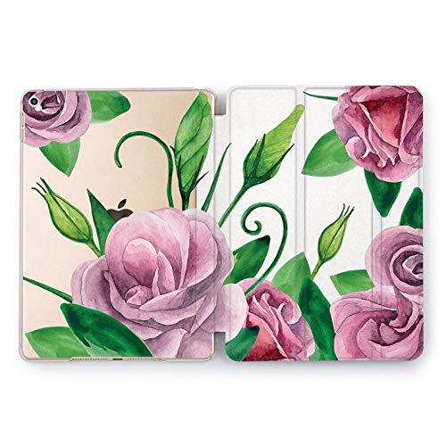 Wonder Wild Pink Rose iPad Cover Pro 9.7