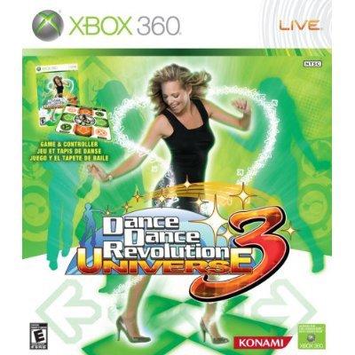 Dance Dance Revolution Universe 3 for XBOX 360