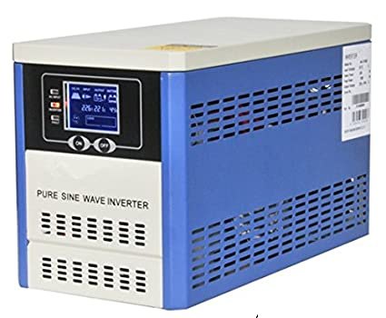 1000W 12V Hybrid controller inverter for off grid solar power system  KOHSTAR 1000W pure sine wave inverter integrated with 30A PWM controller