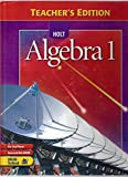 Algebra I 2004, Holt, Rinehart and Winston Staff, 0030700515