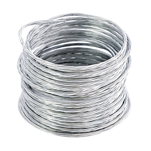 HomeDone Picture Hanging Wire 100-Feet, Supports up to 20 - Wire Hanging Picture