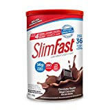 SlimFast – Original Meal Replacement or Weight Loss Shake Mix Powder - 14g of Protein – 23 Vitamins and Minerals – Great Taste - 1.2KG - Rich Chocolatey Royale Flavour