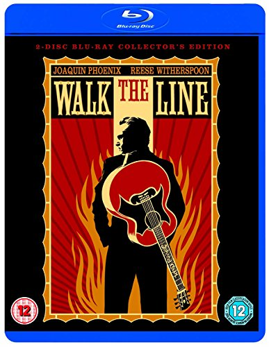 Walk the Line (Two-Disc Collector's Edition) [Blu-ray]