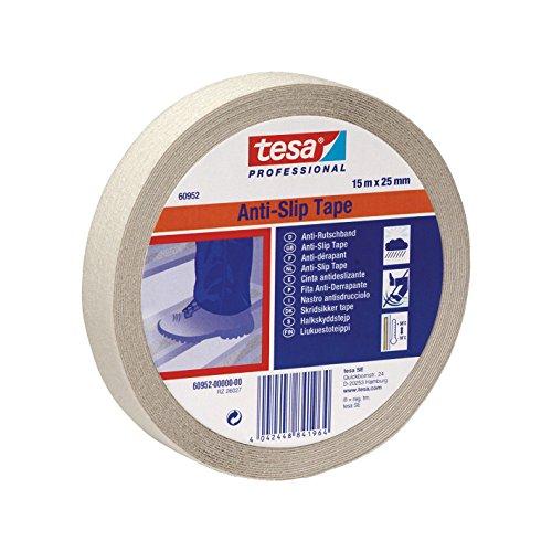tesa 60952 Transparent Anti Slip Tape, 25 mm x 15 m Tesa® 60952-00000-00