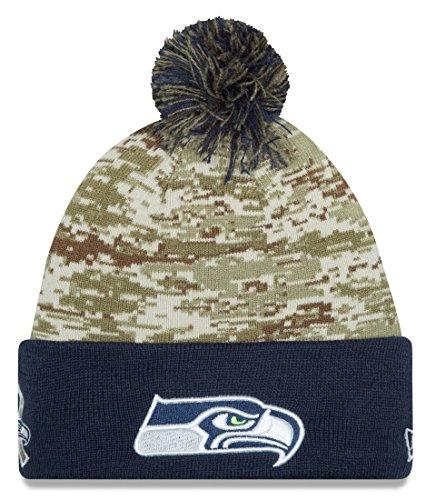 Seattle Seahawks New Era 2015 NFL Sideline