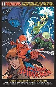 Spider-Man: Start Here Sampler (Marvel Previews) (English Edition)
