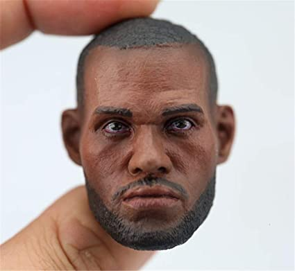 1//12 Scale Captain America Male Head Sculpt W//Beard Fit 6/'/' Action Figure Toy