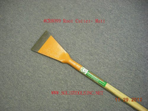 Root Cutter- Mutt. Heavy Duty Scraping Tool (Concrete Patio Up Breaking)