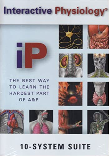 Interactive Physiology 10-System Suite: 9780805361179: Medicine ...