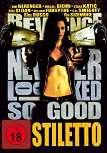 Stiletto [Alemania] [DVD]