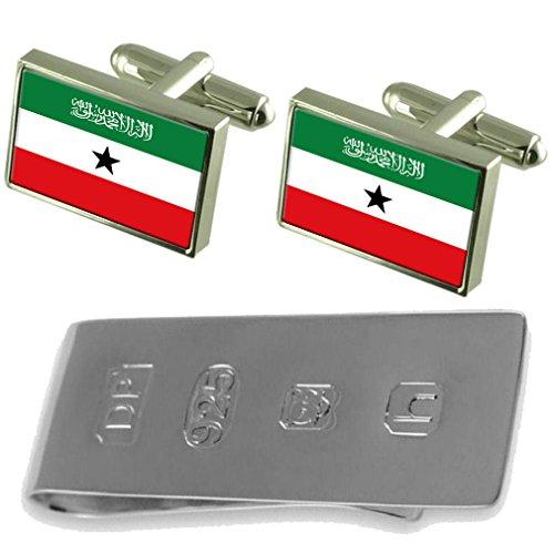 Cufflinks Flag amp; Bond Somaliland Cufflinks James Money Clip Flag James Somaliland amp; wqxAFA