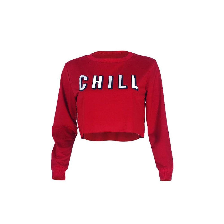 Lirio Fitness Netflix n Chill Cropped Long Sleeve
