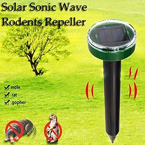 Amazon.com : SYH01 1PCS r Solar Power Snake Mosquito ...