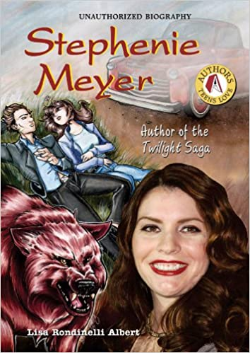 Amazon com: Stephenie Meyer: Author of the Twilight Saga