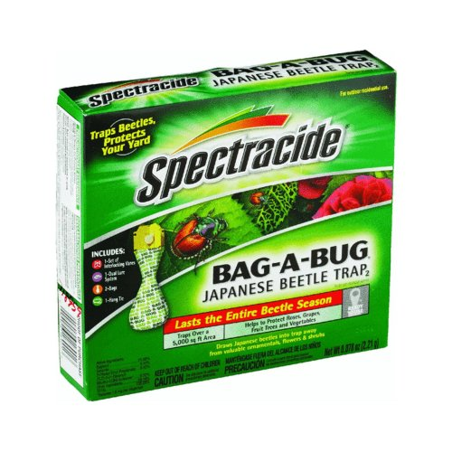 Bag-A-Bug Japanese Beetle Trap (Trap Replacement Bait)