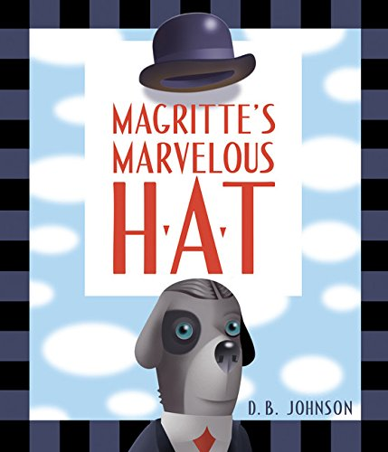 Magritte's Marvelous Hat by Houghton Mifflin Books for Children (Image #3)