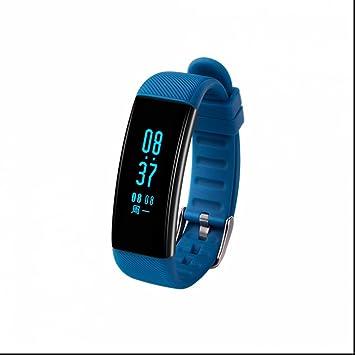 Fitness Tracker Pulsera Inteligente Monitor Pulsómetros/ Contador de ...