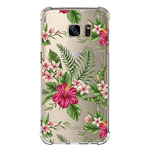 Price comparison product image Beryerbi Samsung Galaxy s6 Edge Plus Case Super Slim Anti-scrape Air Cushion Technology Protective Cover Marble Pattern (4, Galaxy s6)