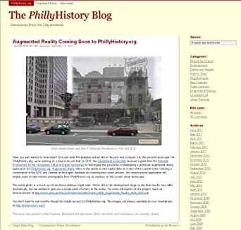 The PhillyHistory.org Blog