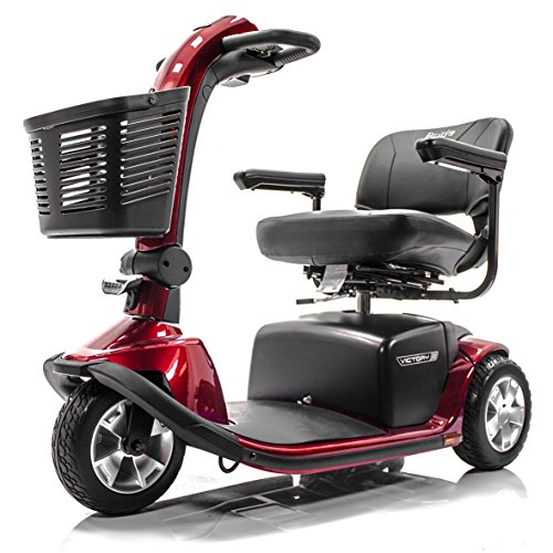 Pride Mobility Victory 10 - 3 Wheel Scooter