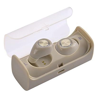 SZDLDT New arrival Bluetooth earphones Mini Wireless Headset auriculares in ear earbuds double twins earpiece Sans