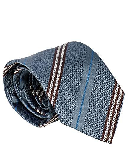 burberry ties for men brown - 5