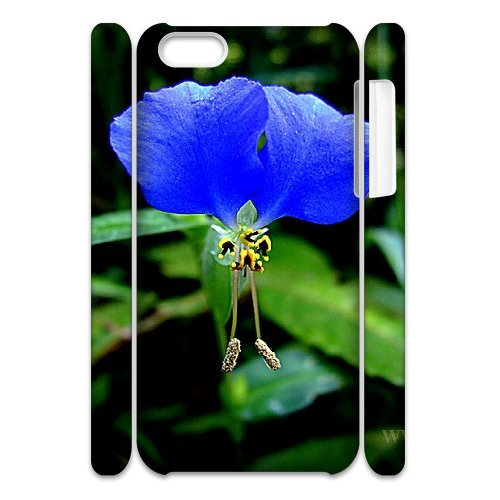 SYYCH Phone case Of Butterfly Flowers 2 Cover Case For Iphone 5C