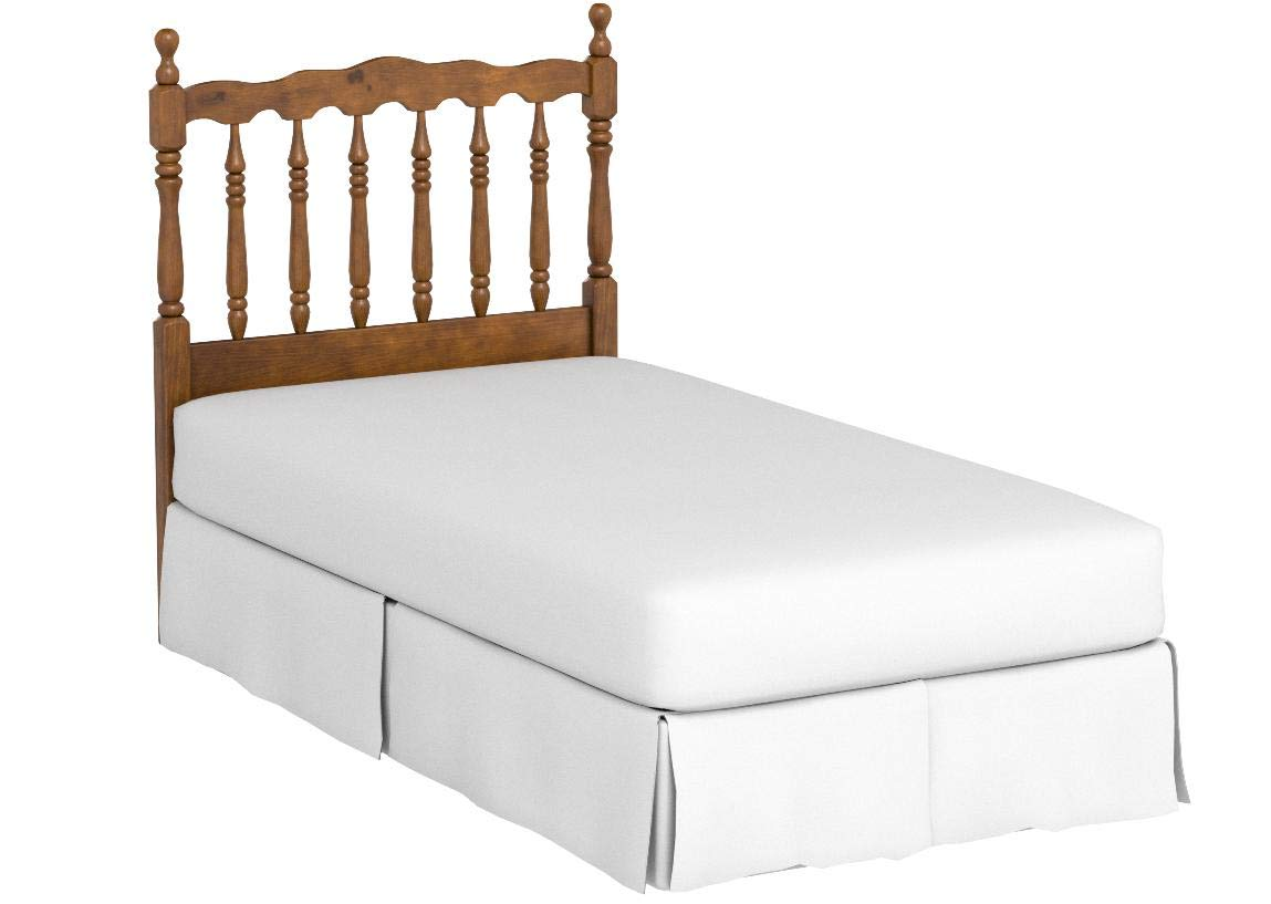 Donco Kids 704TH Spindle Headboard, Twin, Honey by DONCO KIDS