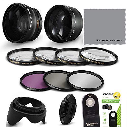 macro lens filter kit - 8