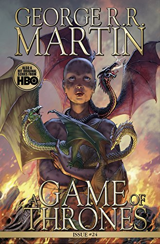 Game Thrones Comic Book Issue ebook product image