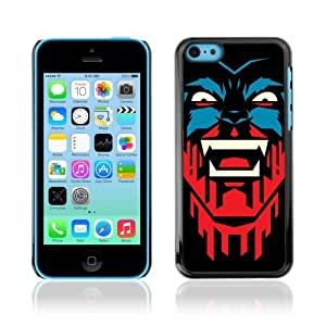 Designer Depo Hard Protection Case for Apple iPhone 5C / Cool Vampire